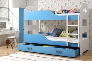 leuk bed voor kinderen